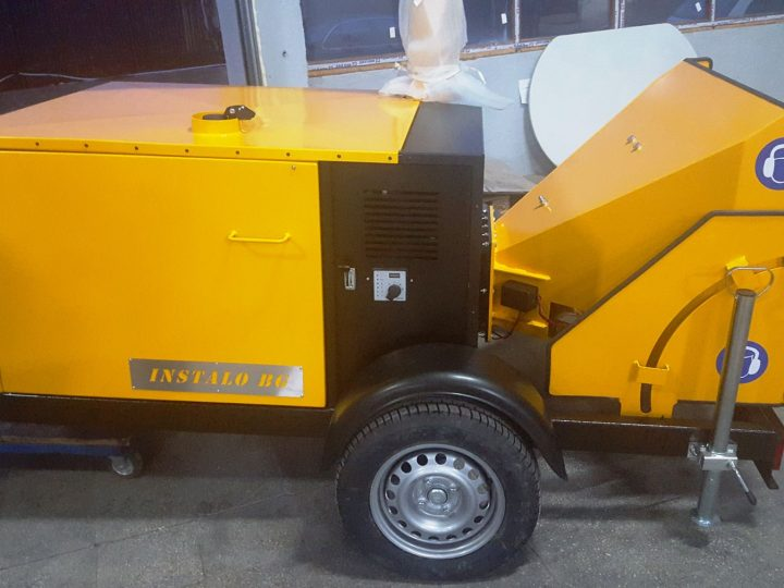 CHIPPER MACHINE FOR RENT!
