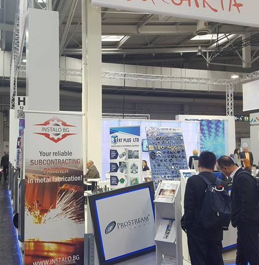OUR PARTICIPATION IN HANNOVER MESSE 2016
