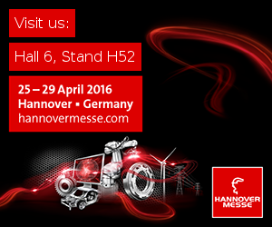 INSTALO BG FIRST TIME TO HANNOVER MESSE 2016