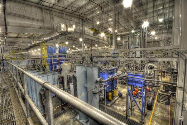 Neues Projekt für die Kunststoffrecyclingindustrie