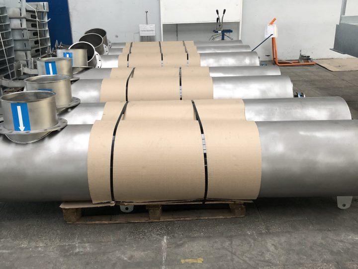 Herstellung von Filtersteuerungs- und Regelungsgeräten