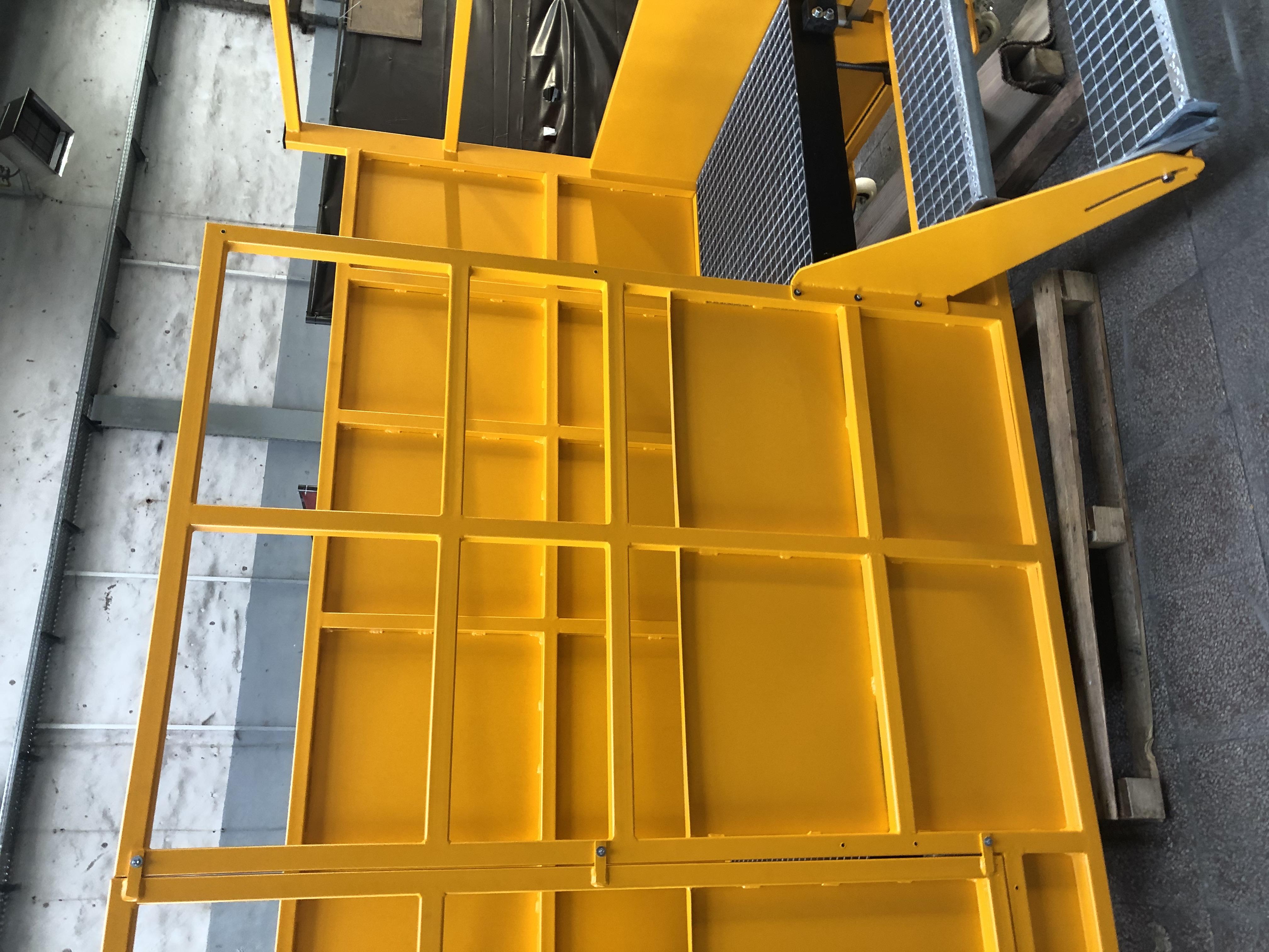 industrial platform production