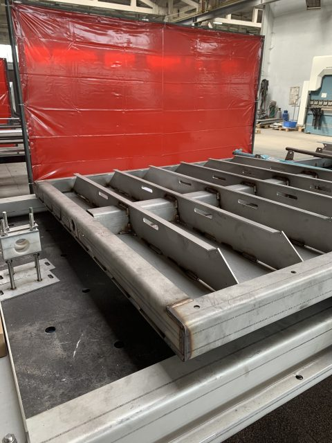 penstock production