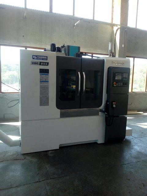 CNC linear machining centre