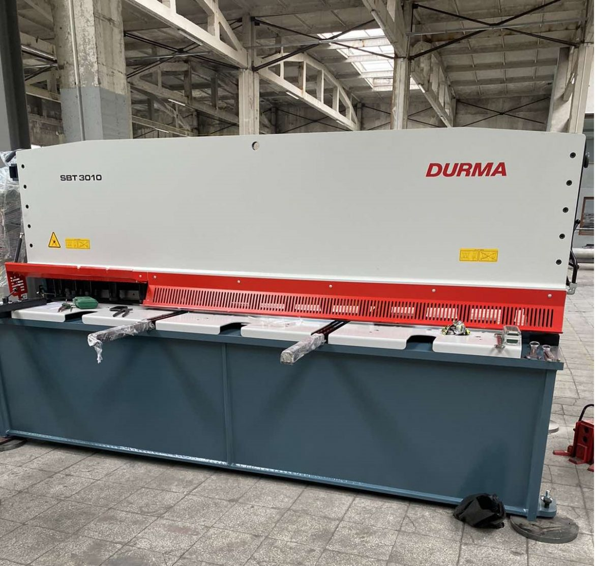 Durma CNC cutting